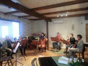 Sinfoniettan 12 maj 2014