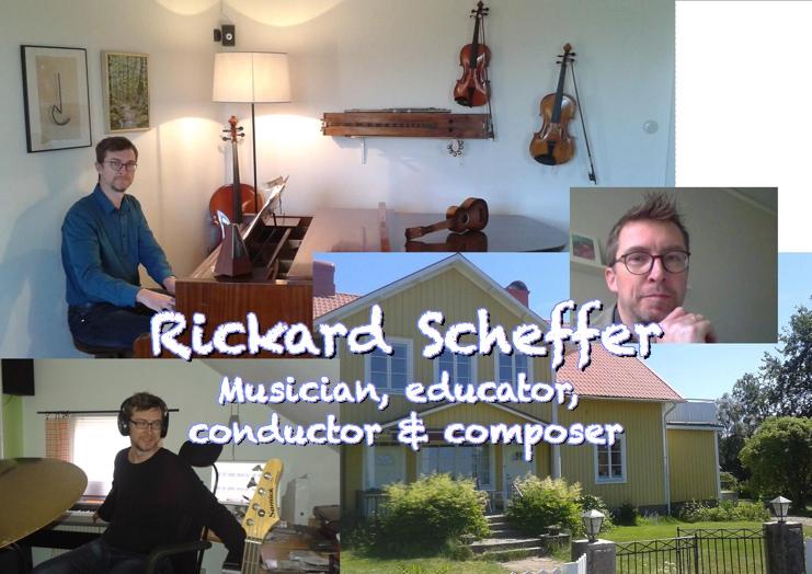 Rickard Scheffer